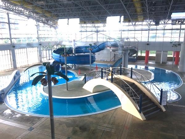 三島 市民 温水 プール